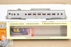 Ho Con-cor New York Central Nyc Streamline Coach Car, New Unassembled Kit