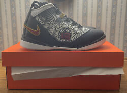 Nike Zoom Soldier 2 Premium Player Exclusive Olympic Ed. 6y New W/box And Poster