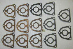 1929 Chevrolet Chevy 194 Stovebolt Engine Manifold Gasket Lot Of 14 Nors