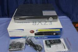 Speco Ezvr8 Dvr Up To 8 Cameras Ez To Set Up Ez To Backup New But Old Stock