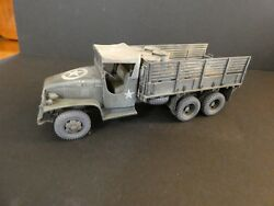 Pro Built Us 2.5 Ton 6x6 Cargo Truck Deuce And A Half 1/35 Scale Ww2