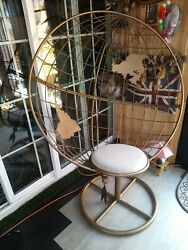 Hand Craft Brand New Global Lounge Chair .pick Up Only San Jose 95127 Cali