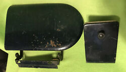 1930-40 Ford Truck Glove Box Door Compartment Matching Ash Tray Original