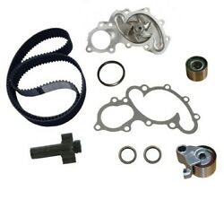 Contitech Products Pp271lk4 Engine Timing Belt Kit With Water Pump