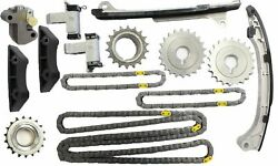 Cloyes 9-4217s Engine Timing Chain Kit For Select 03-15 Toyota Models