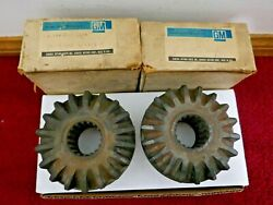 C2/c3 1964-73 Chevy Corvette Used 2 Side Gears W/posi Gm Part 3869317 2