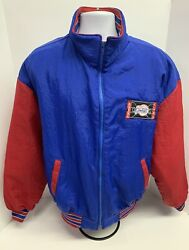 Vintage Swingster Old Clippers Old Logo Nba Jacket Size Xl Made In Usa