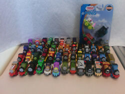 Thomas And Friends Minis James Emily Rosie Belle Yong Bao Dc Comics Lot 10