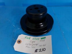 1978-84 Ford Mustang Torino 302 351 1 Groove Water Pump D8ae 8509 Aa 210