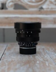 Carl Zeiss Distagon T 15mm F/2.8 Zm For Leica M Mount -near Mint- 121