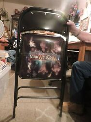 Wwe Wrestlemania Showcase Of The Immortals Folding Chair