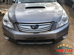 2011 Subaru Outback 2.0 D Awd Diesel Gray C6z Front Complete Front End Kit