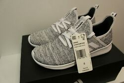 Adidas Brand New Womenand039s Cloudfoam Pure Running Shoe Three Pair Of Gray Size 8