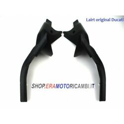 Lairt Pair Side Panels Cover Air Scoops Air Abs Ducati 1198 Superbike 2010