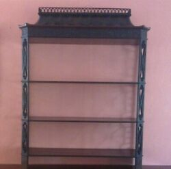 Antique Chinese Wall Shelf