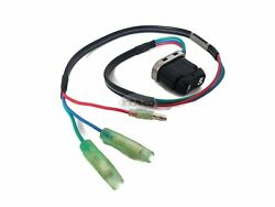 Boat 35370-zz5-d02 Up And Down Lift Power Trim Tilt Switch - Honda Remote Control