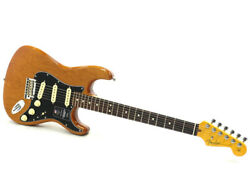 Fender American Professional Ii Stratocaster Roasted Pine Electric Guitar