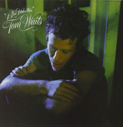 Tom Waits - Blue Valentine - Miniature Poster With Black Card Frame And Mount