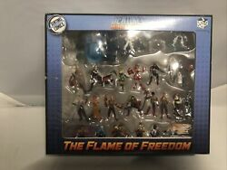 Sentinel Tactics The Flame Of Freedom New In Shrink
