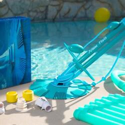 Swimming Pool Automatic Cleaner Above Ground Sweeper Vacuum Hose Set Xtremepower