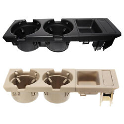 30xcar Center Console Water Cup Holder Beverage Bottle Holder Coin Tray For Bmw