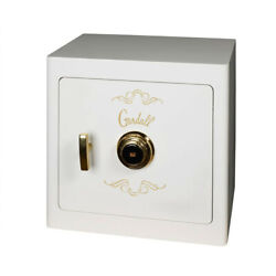 Gardall Js1718 Boltable Jewelry Drawer Safe Combo Lock White/gold Trim