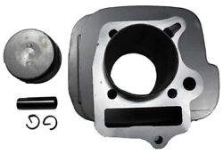 Cylinder Top End Kit 125cc 4 Stroke Atvs Dirtbikes B=52mm H=78mm