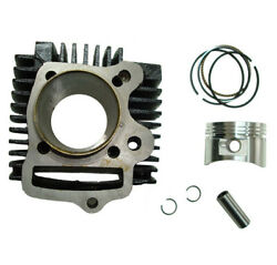 Cylinder Top End Kit 49cc 4 Stroke Chinese Atvs Dirtbikes B=39mm H=62mm