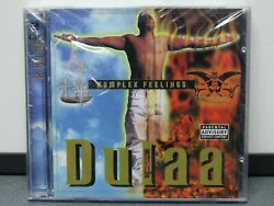 Komplex Feelings By Dulaa Cd 2000, 2 Discs, Pure Pain Records Brand New