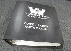 1994-1995 Western Star 3842 3864 3842s 3864s 3864s-n Truck Parts Catalog Manual