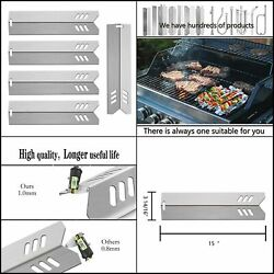 15 Gas Bbq Heat Plate Shield/tent For Uniflamebackyard Grill Replacement Parts
