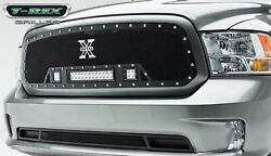 T-rex Grilles 6314581 Torch Series Led Light Grille Fits 13-18 1500