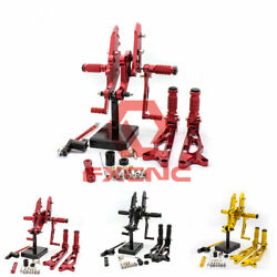 For Msx125 Grom 2016-2020 2019 2018 Fxcnc Rearsets Footpegs Footrest Pegs