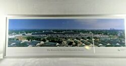 The Kentucky Derby At Churchill Downs Framed Panorama Photograph Print