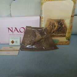 Nao By Lladro The Of Egypt The Charriot Race W/original Box And Coa And Sign