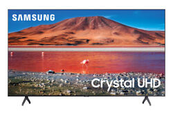 Samsung 75andrdquo Class 4k Crystal Uhd 2160p Led Smart Tv With Hdr Un75tu7000 2020