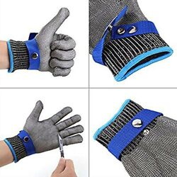 Cut Proof Safety Glove Butcher Replace Replacement Durable Professional