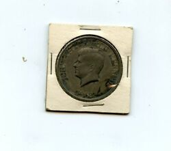1968 John Fitzgerald Kennedy Life And Death Medal - Cs104