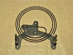 German Wall Clock Movement Mount With Gong