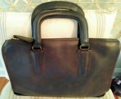 Vintage Coach Satchel Made in New York City $58.00