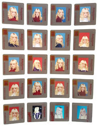 Heather O`rourke 122 Slides And 15 Photo Cds
