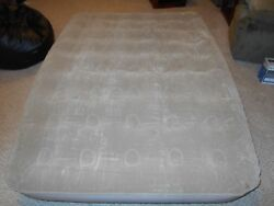 Couch Air Mattress With Built In Pump Rv Truck 52 X 72 X 8 Free Shipping