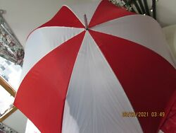 Vintage Punch And Judy Puppet Show Umbrella Type Stage