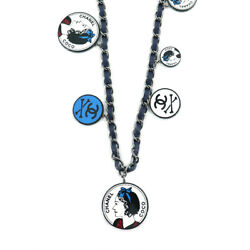 Mademoiselle Coco Logos Necklace 03p Accessory 90121454