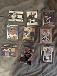 Rookie And Autographed Baseball Cards And Pokemon Cards Non Holographic