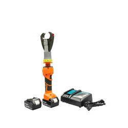 Greenlee Ek628vx11 6 Ton Insulated Crimper With Cj22 Head And 120v Charger