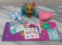 Hairdorables Shimmer Pets Series 2 Late Night Lemon W/accessories Ultra Rare