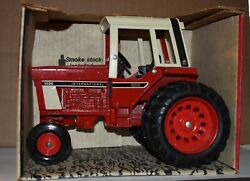 Ertl Toys Ih 1586 1/16 Diecast Vintage From 1970's With Cab And Dual Wheels, Nib