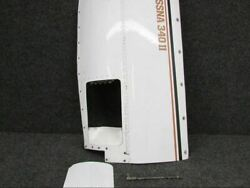 0851164-200 Cessna 340 Door Assy Nacelle Side Lh Outbd Sa