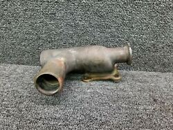 47c22532 Pa46 Lycoming Tio-540-ae2a Transition Exhaust Rh